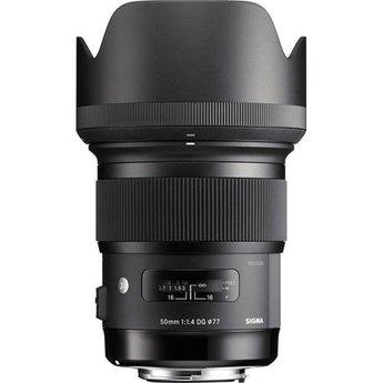 Sigma 50mm f/1.4 DG HSM ART (Canon)