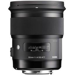 Sigma Sigma 50mm f/1.4 DG HSM ART (Canon)