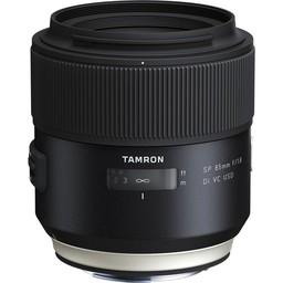 Tamron Tamron 85mm f/1.8 Di VC USD (Canon)