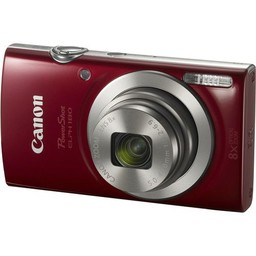 Canon Canon Powershot ELPH 180 red
