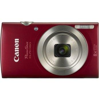 Canon Powershot ELPH 180 red