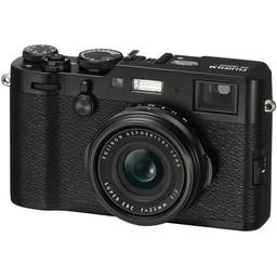 Fujifilm Fuji X100F (Black)