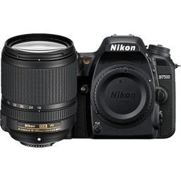 Nikon Nikon D7500 18-140 VR kit #1582