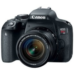 Canon Canon EOS Rebel T7i 18-55mm STM Kit