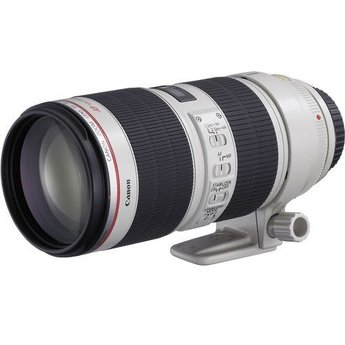 Canon EF 70-200mm f/2.8 IS II USM