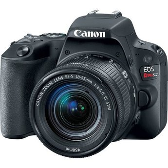 Canon Rebel SL2 18-55mm STM Kit