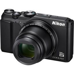 Nikon Nikon Coolpix A900 Black