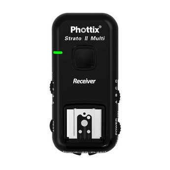 Phottix Strato II Multi 2.4 GHz Trigger 5 in 1 Receiver (Nikon)