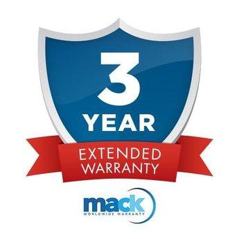 Mack 3 Year Warranty Under $200