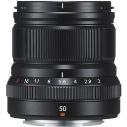 Fujifilm Fuji XF 50mm f/2 R WR