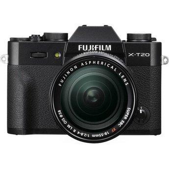 Fujifilm Fuji X-T20 18-55mm Kit (Black)