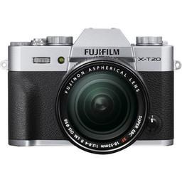 Fujifilm Fuji X-T20 18-55mm Kit (Silver)