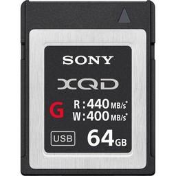 Sony Sony 64GB XQD 440MB/S