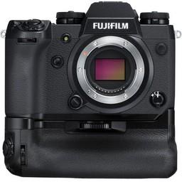 Fujifilm Fuji X-H1 with Grip