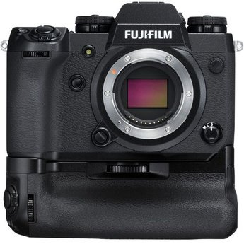 Fujifilm X-H1 with Grip