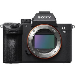 Sony A7 III Mirrorless Digital Camera  (Body Only)