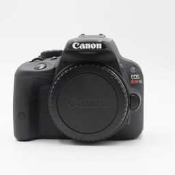 Used Canon Rebel SL1 18-55mm is kit