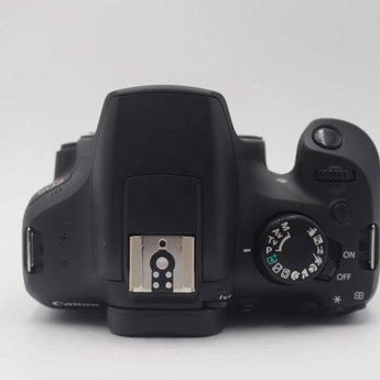 Used Canon T6 18-55 / 75-300 2/lens kit (shutter count 12)