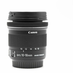 Used Canon EF-S 10-18mm f/4.5-5.6 STM