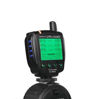 Promaster PRO 2.4GHz Unplugged TTL Transmiter (Nikon) #6859