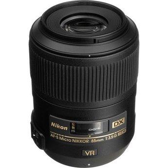 Nikon Nikon AF-S DX Micro NIKKOR 85mm f/3.5G ED VR
