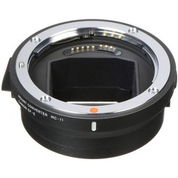 Sigma Sigma MC-11 Mount adapter (EF to E-mount)
