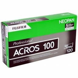 Fujifilm 5 Pack Fuji Neopan Acros 100 (120 film)