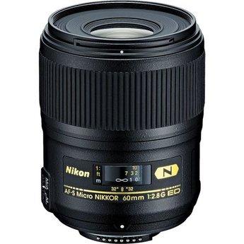 Nikon AF-S Micro-NIKKOR 60mm f/2.8G ED Lens