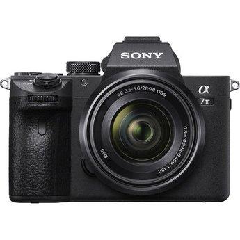 Sony Sony A7 III 28-70mm KIT Mirrorless Camera (ILCE7M3K/B)