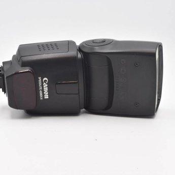 Used Canon 430 ex ii flash