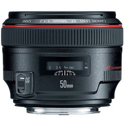 Canon 50mm USM Lens f/1.2