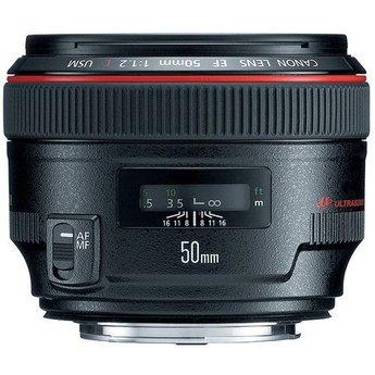 Canon Canon 50mm USM Lens f/1.2