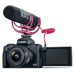Canon Canon EOS M50 w/ 15-45 Lens Creator Kit