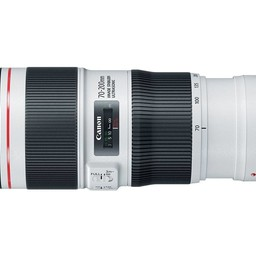 Canon EF 70-200mm f/4 IS II USM