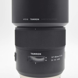 Used Tamron 85mm 1.8 VC Canon