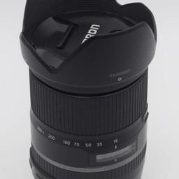 Used Tamron 16-300 Canon w/hood