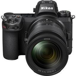 Nikon Z7 24-70mm f/4 Mirrorless Camera (Lens Kit) #1594