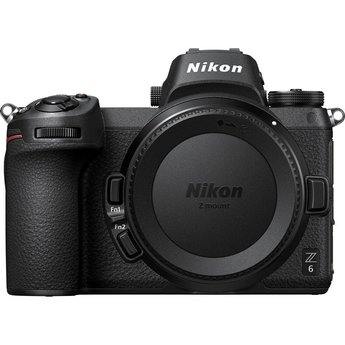 Nikon Nikon Z6 Mirrorless Camera (Body Only)