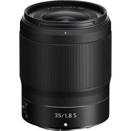 Nikon Z-Nikkor 35mm f/1.8
