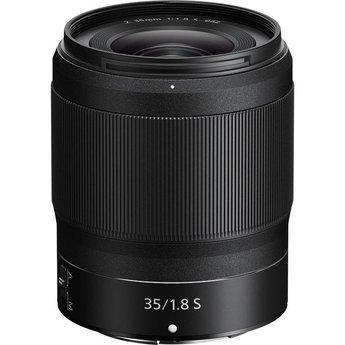 Nikon Nikon Z-Nikkor 35mm f/1.8 Mirrorless Lens