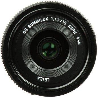 Panasonic Panasonic Leica G 15mm f/1.7 ASPH (H-X015K)
