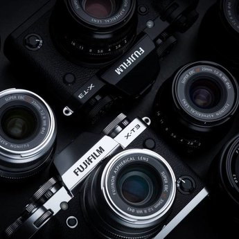 Fujifilm Fujifilm X-T3 18-55mm Kit (Silver)