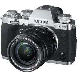 Fujifilm X-T3 18-55mm Kit (Silver)