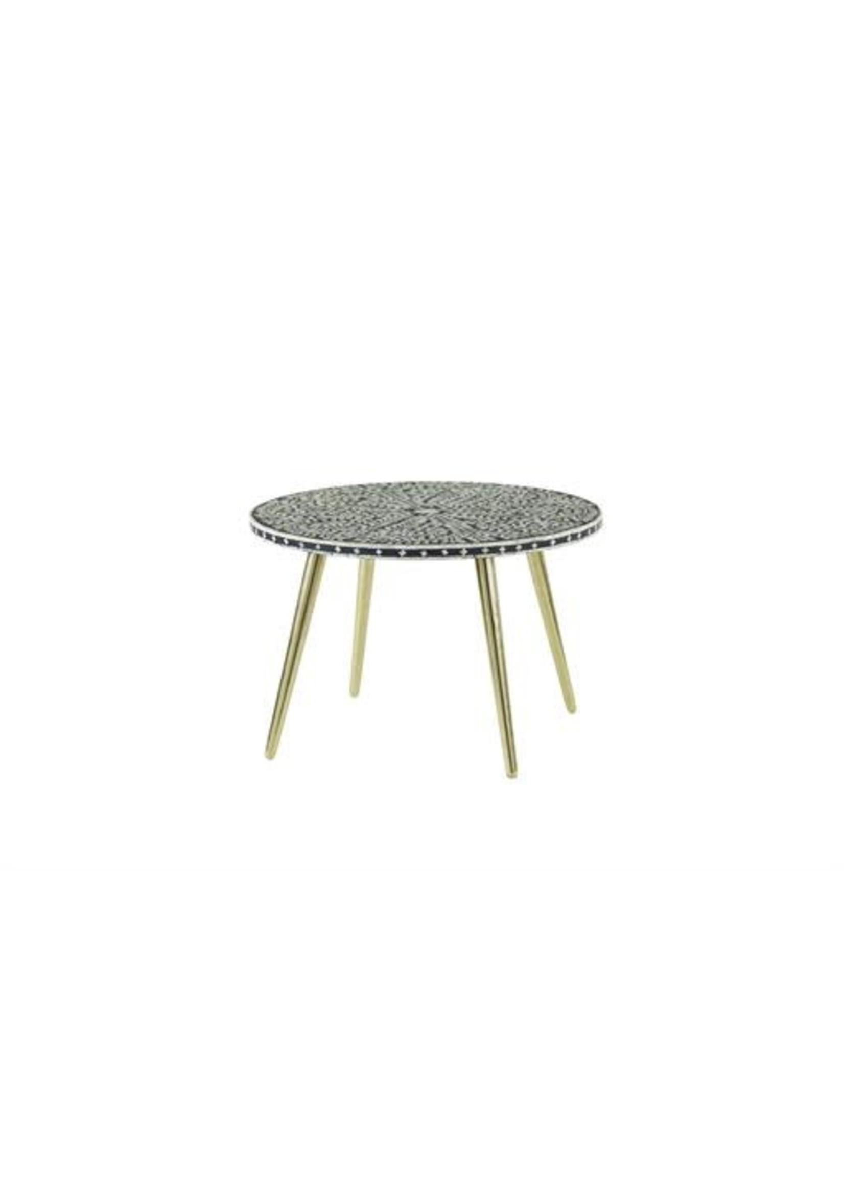 "UMA Enterprises Shell Wd Coffee Table 30"""