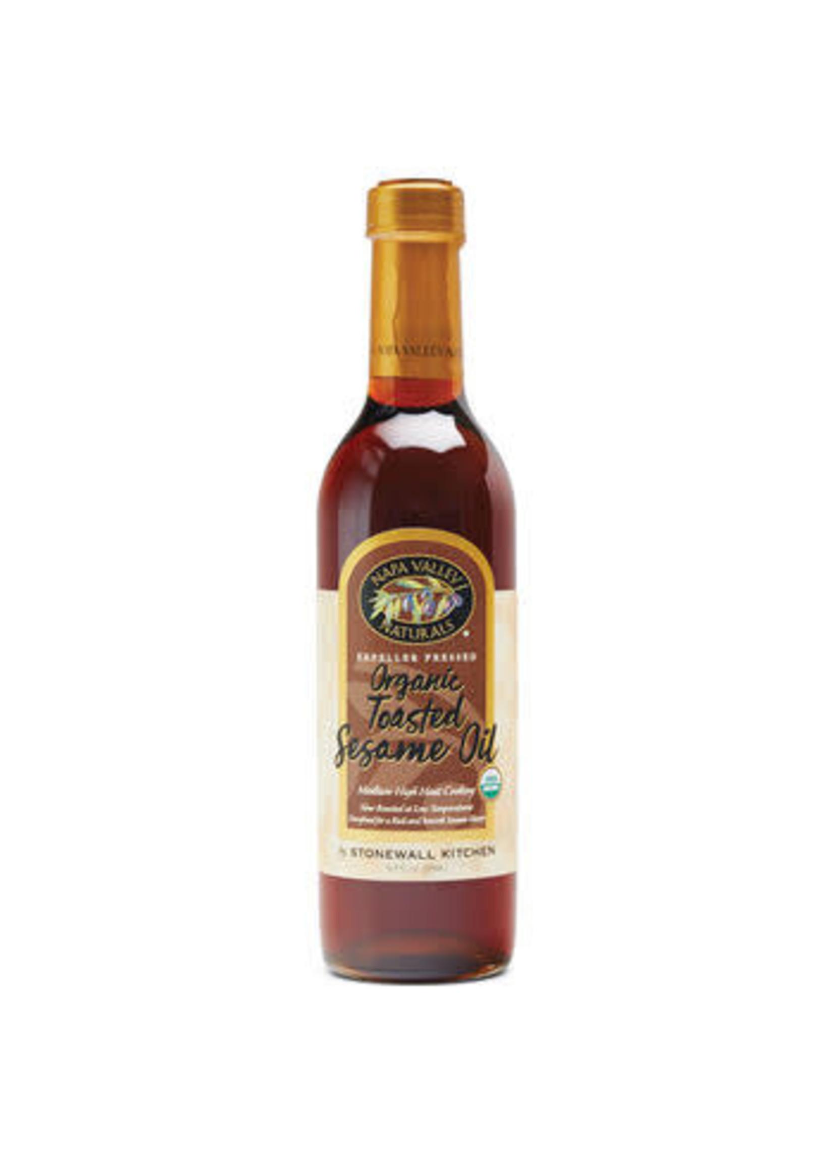 Stonewall Kitchen Organic Toasted Sesame Oil
