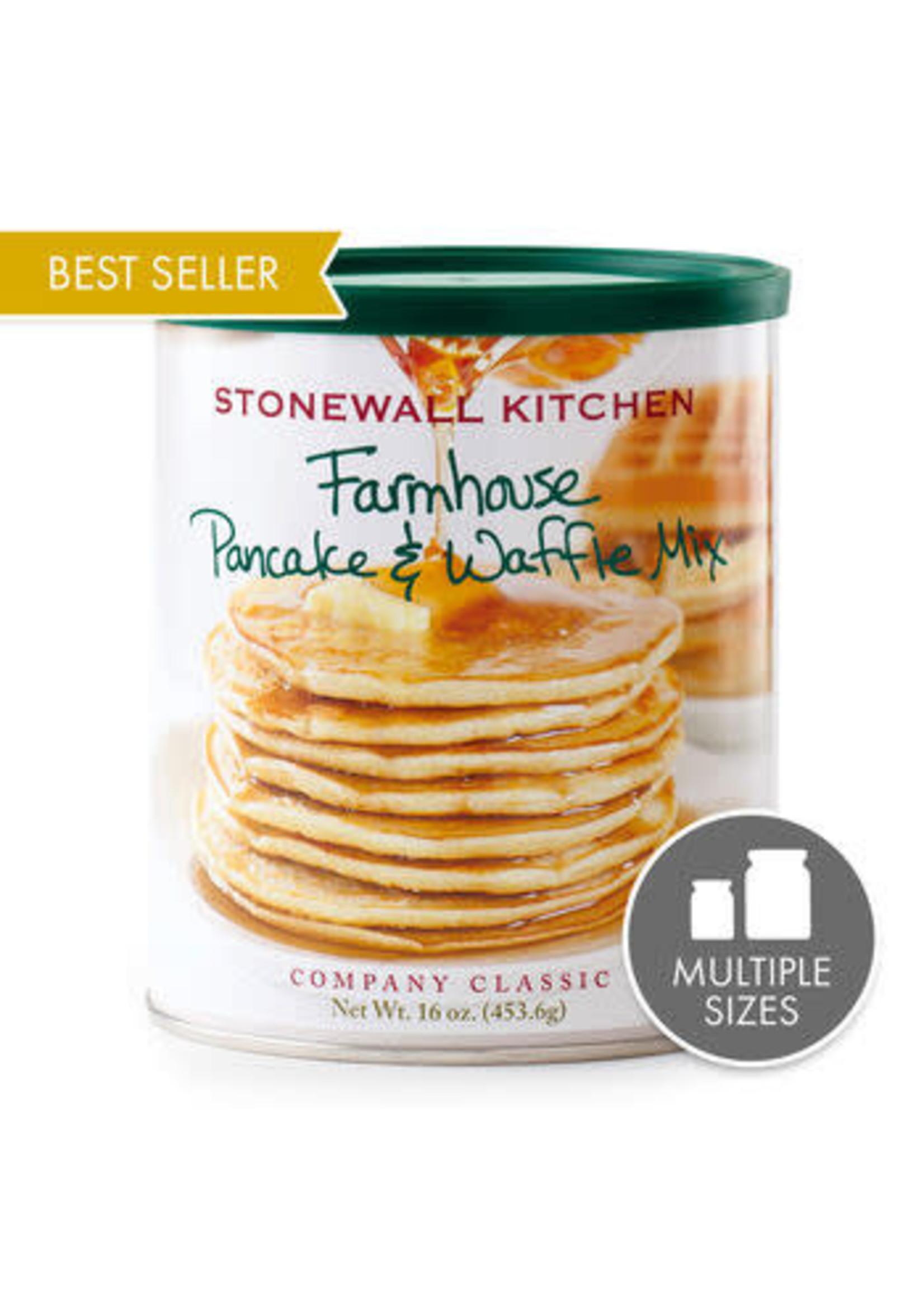 Stonewall Kitchen Farmhouse Pancake & Waffle Mix, Small