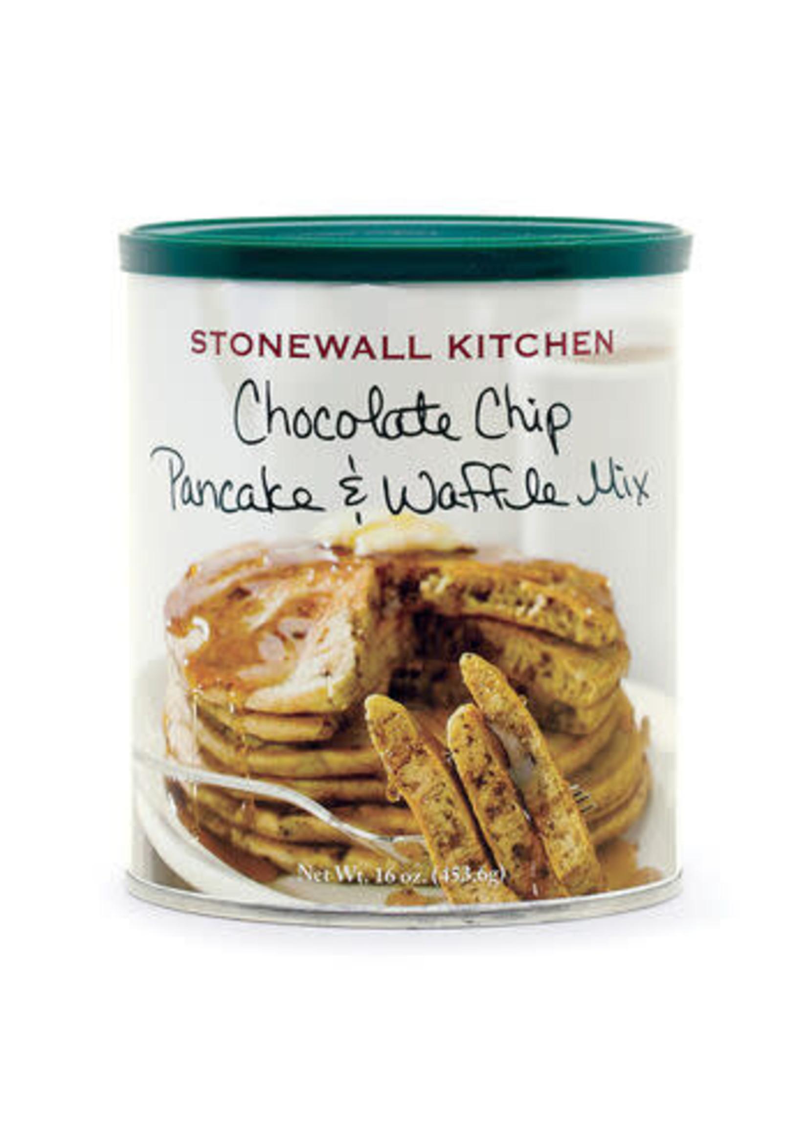 Stonewall Kitchen Chocolate Chip Pancake & Waffle Mix