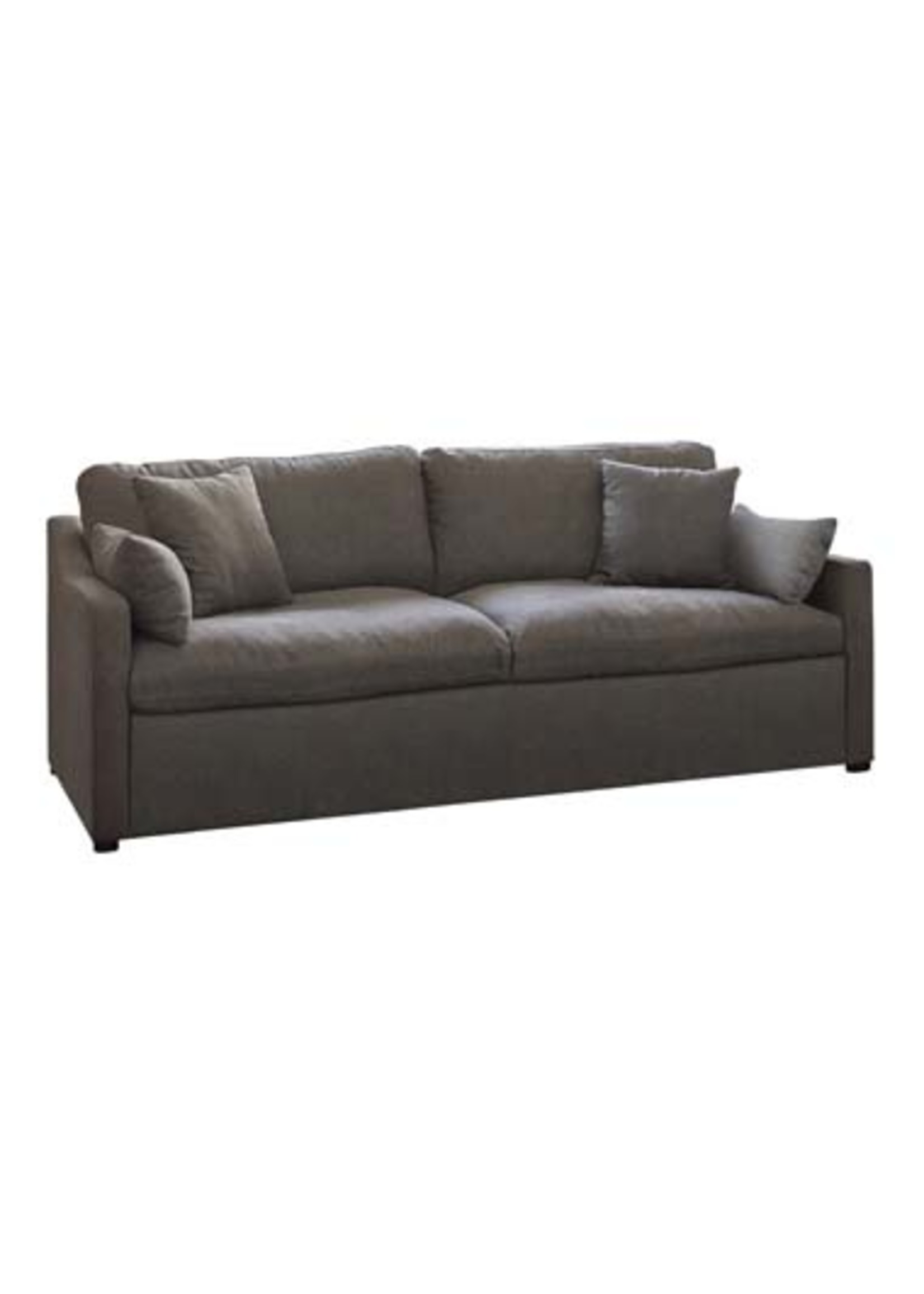 Coaster Furniture COASTER Sofa Charcoal Gray