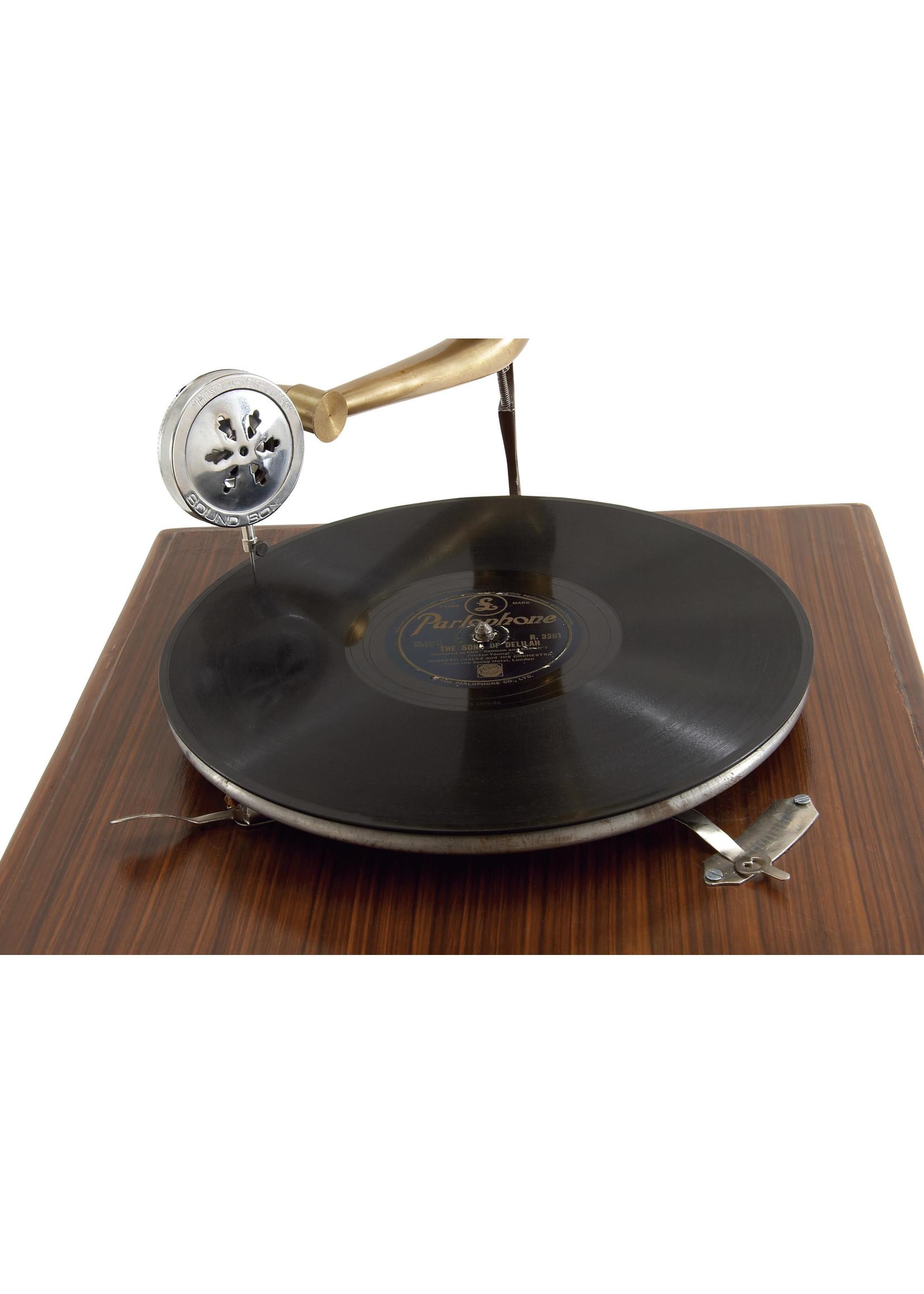 UMA Enterprises UMA Metal Gramophone