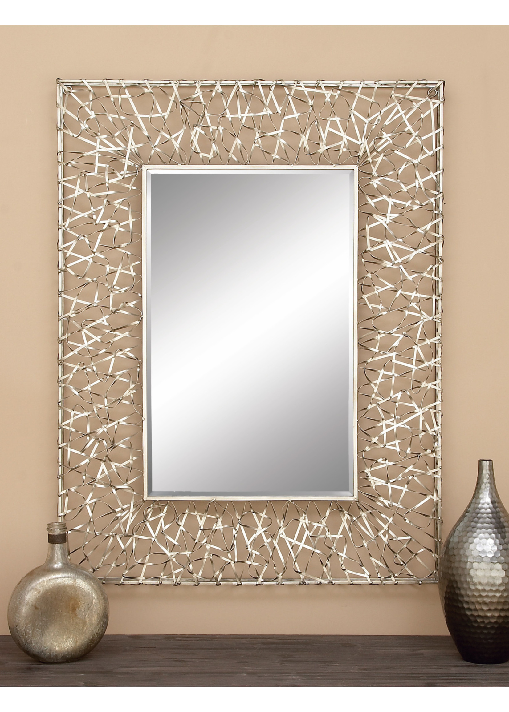 UMA Enterprises Metal Mirror
